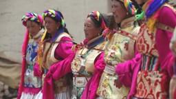 Ethnic Dance: Tibet