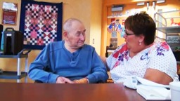 I'll Be There for You: Providing Person-Centred Dementia Care