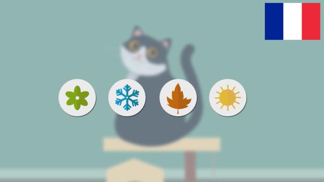 The Four Seasons (Les Saisons de L'Année)