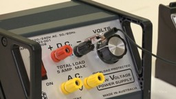 Connecting an Ammeter or Voltmeter