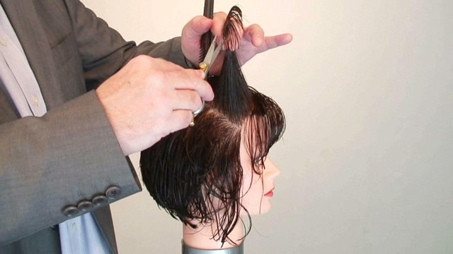 The Uniform Layer Hair Cut
