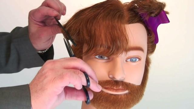 Scissor Over Comb