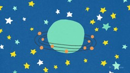 The Spaceship and the Planets
