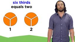 Understanding Fractions, Improper Fractions, and Mixed Numbers