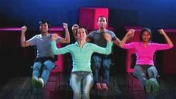 Hip Hop: Dancing in Your Chair