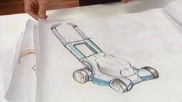 Designing a Lawnmower