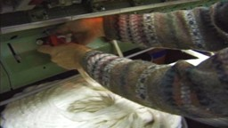 Cotton Processing: Spinning, Knitting, Dyeing and Cutting