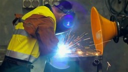 Safe Work Practices in Welding