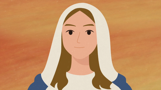 Mary the Mother: A Young Jewish Girl