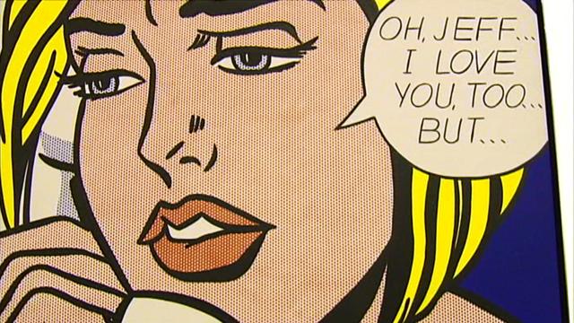 American Pop Art: Popular Culture and Paparazzi